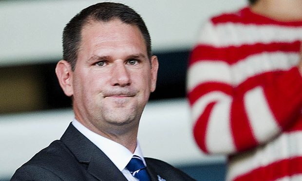 Rangers chief Stewart Robertson appointed to SPFL board