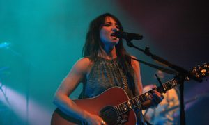 Fife singer KT Tunstall in hospital drama after swallowing chicken bone