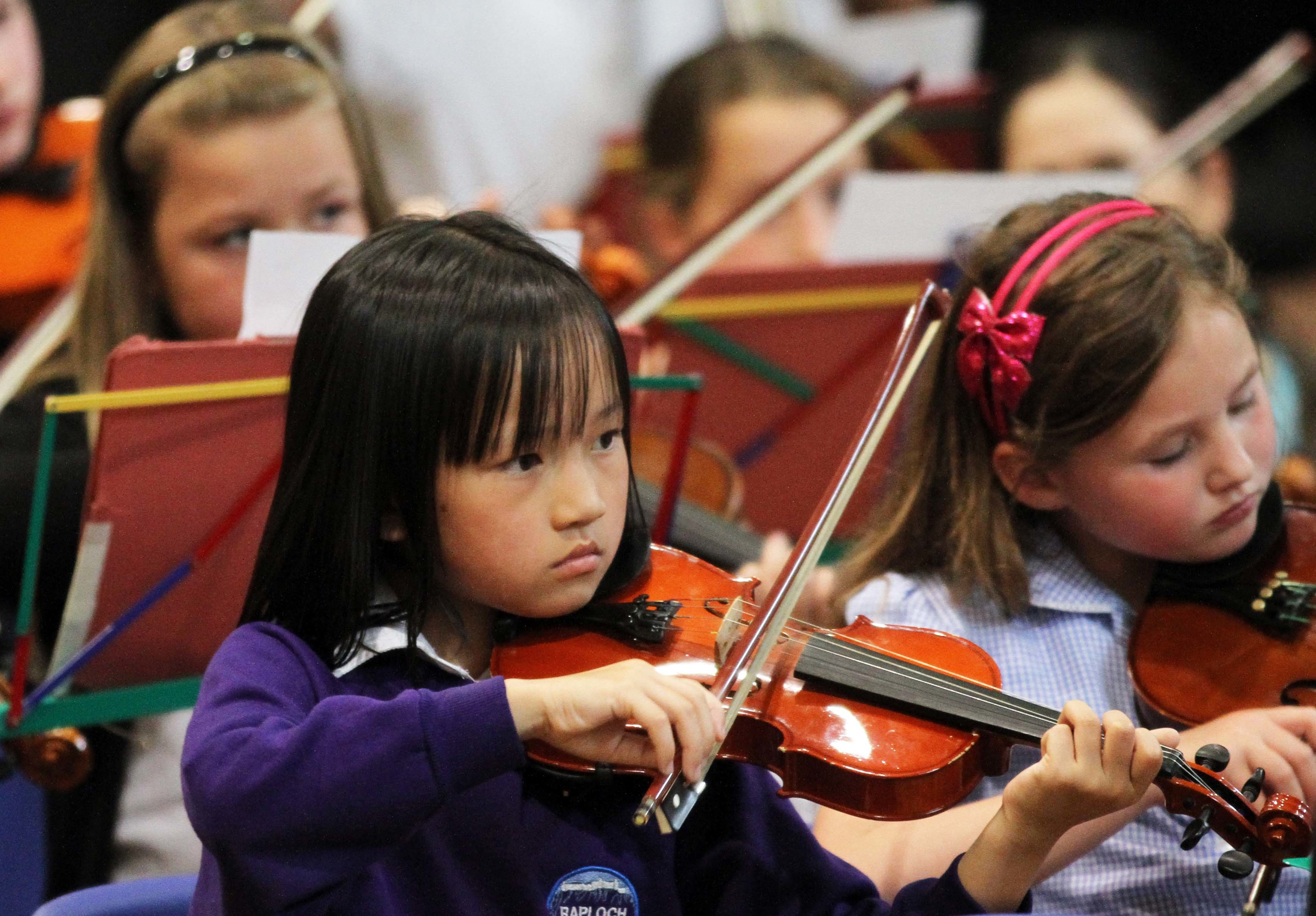 Sistema Scotland's Big Noise Orchestra has had a transformative effect upon youngsters in Stirling's Raploch area. It is hoped Bid Noise Douglas will be every bit as successful.