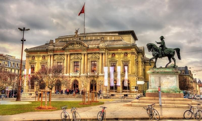 Theatre de Geneva