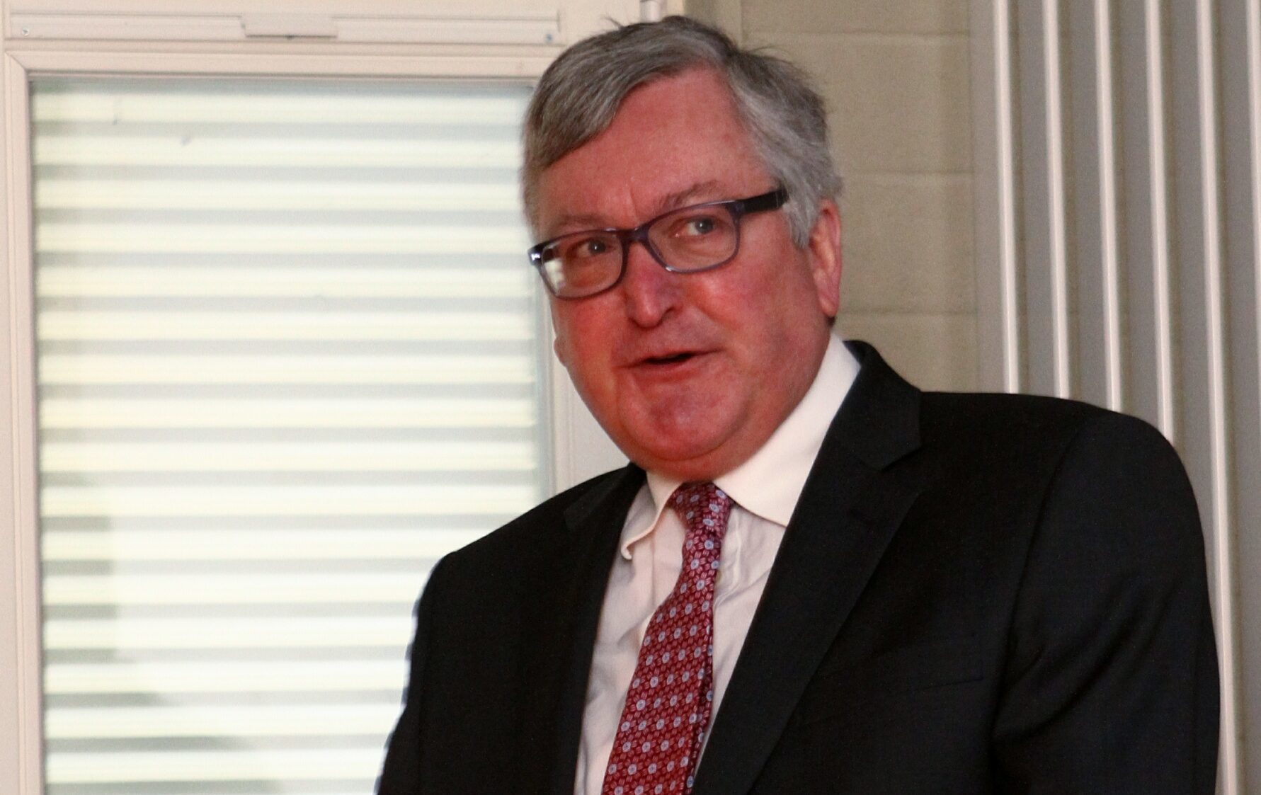 Rural economy minister Fergus Ewing