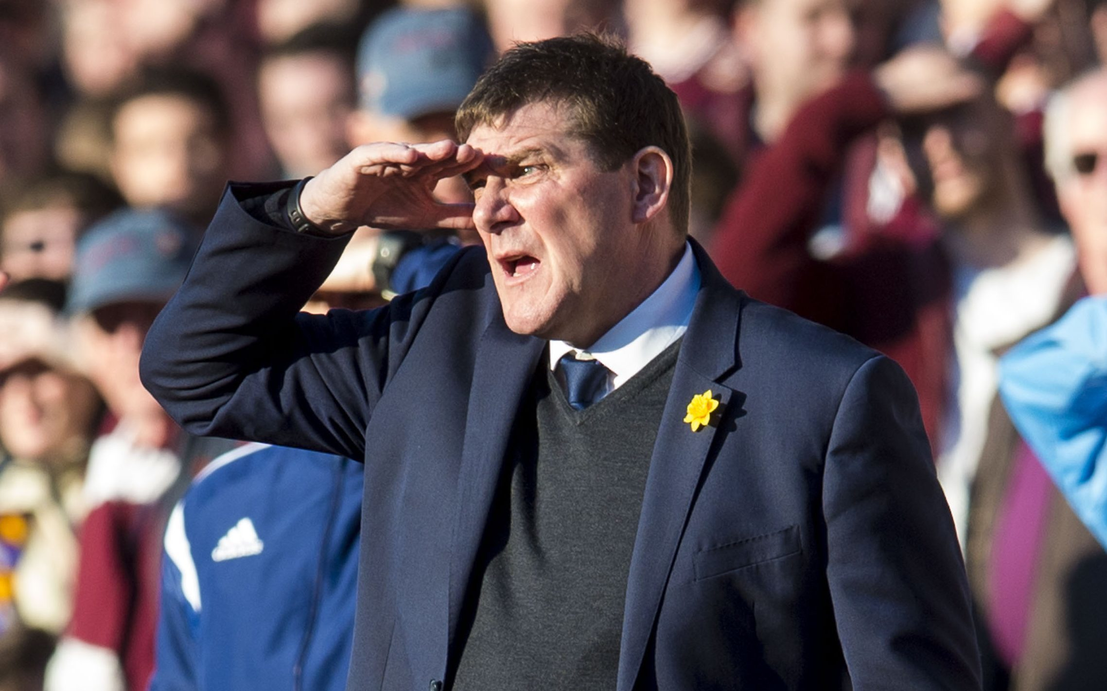 There may yet be one more St Johnstone signing on the horizon.