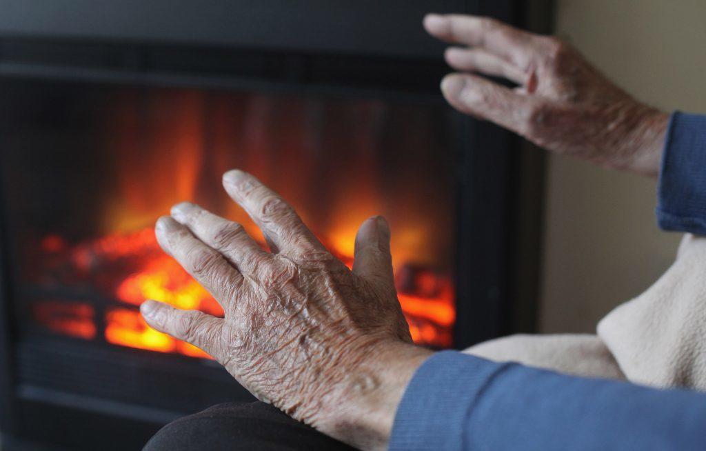 Energy Price Rises Leave Elderly With Fuel Debts