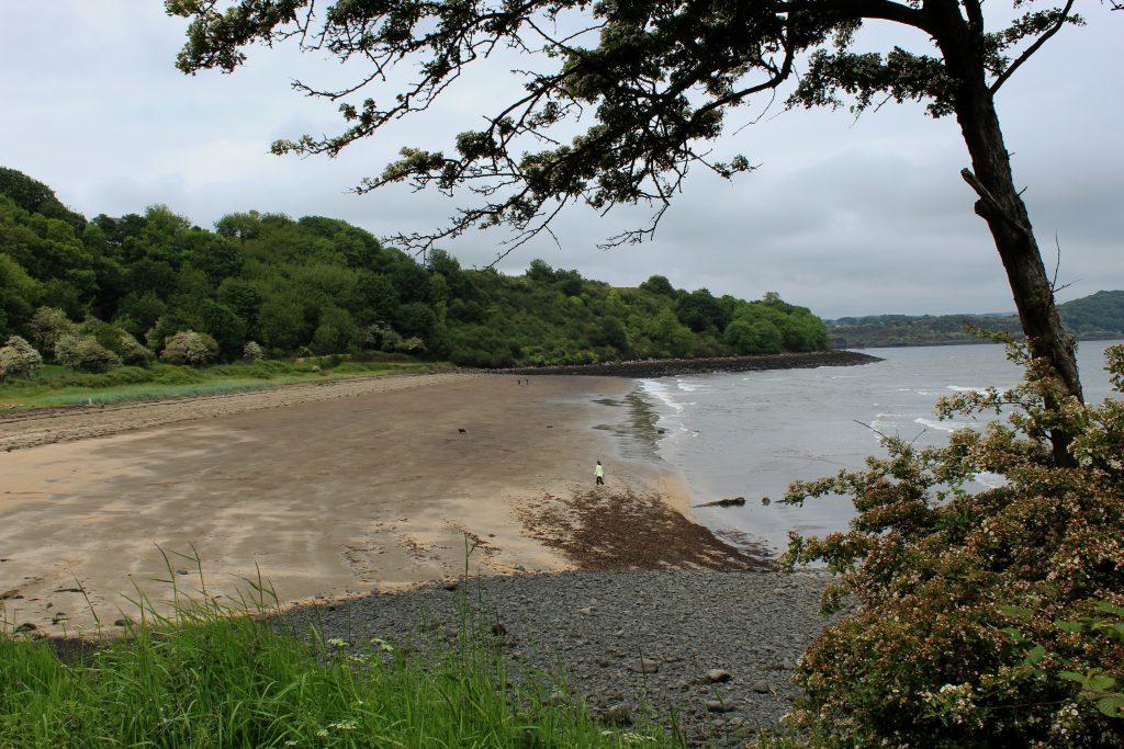 3. Port Laing beach - James Carron Take a Hike