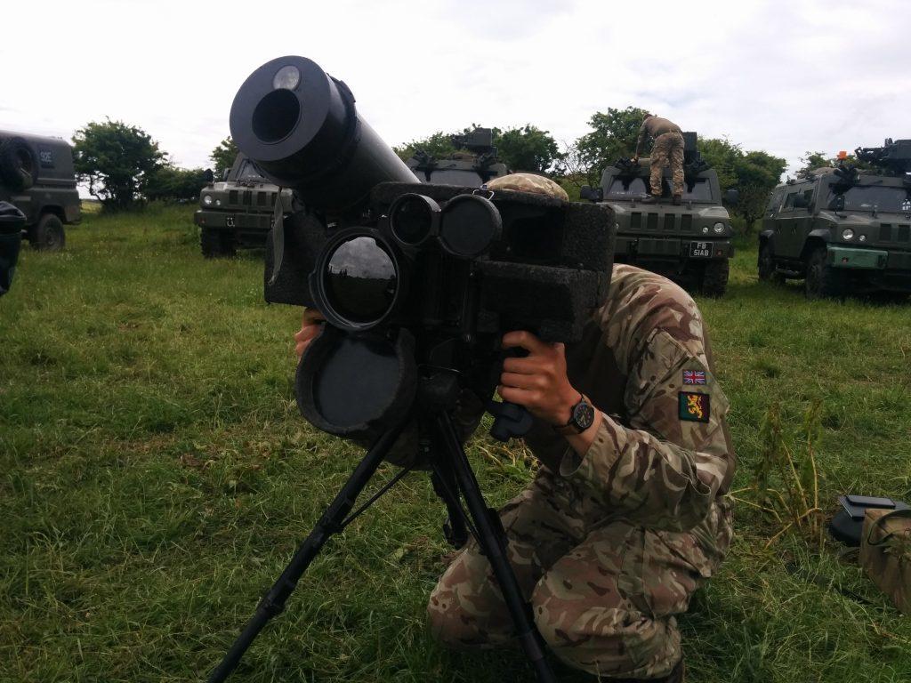 The Javelin anti-tank system