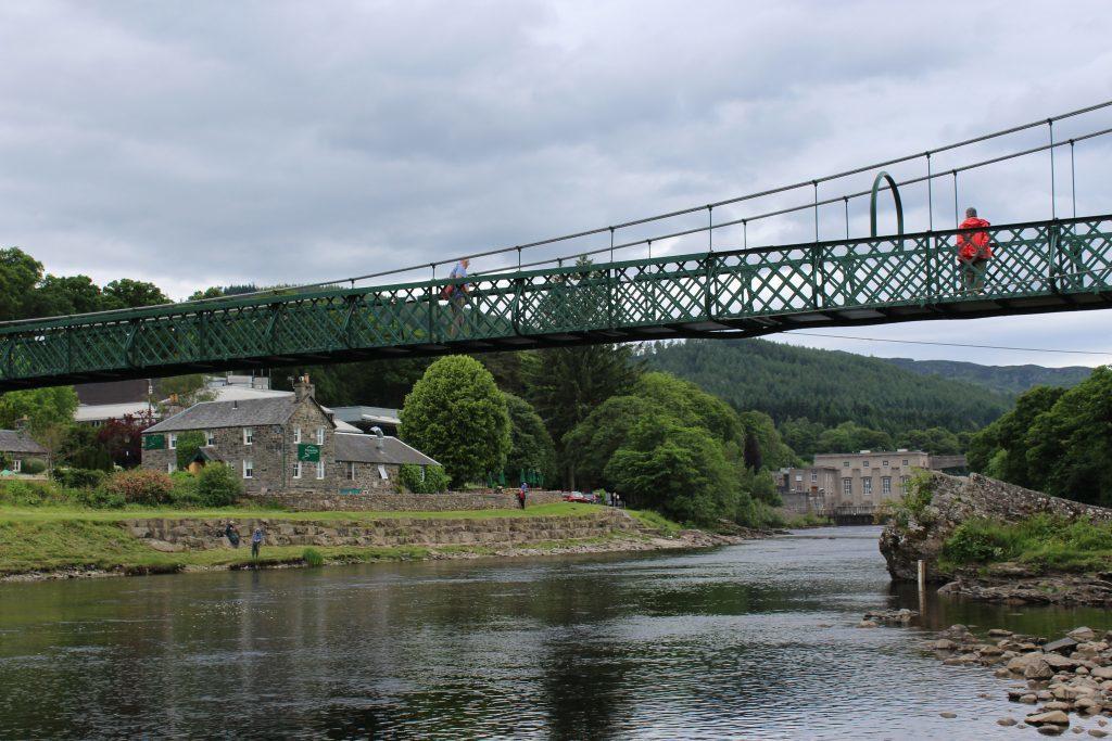 4. Port-na-Craig and River Tummel - James Carron