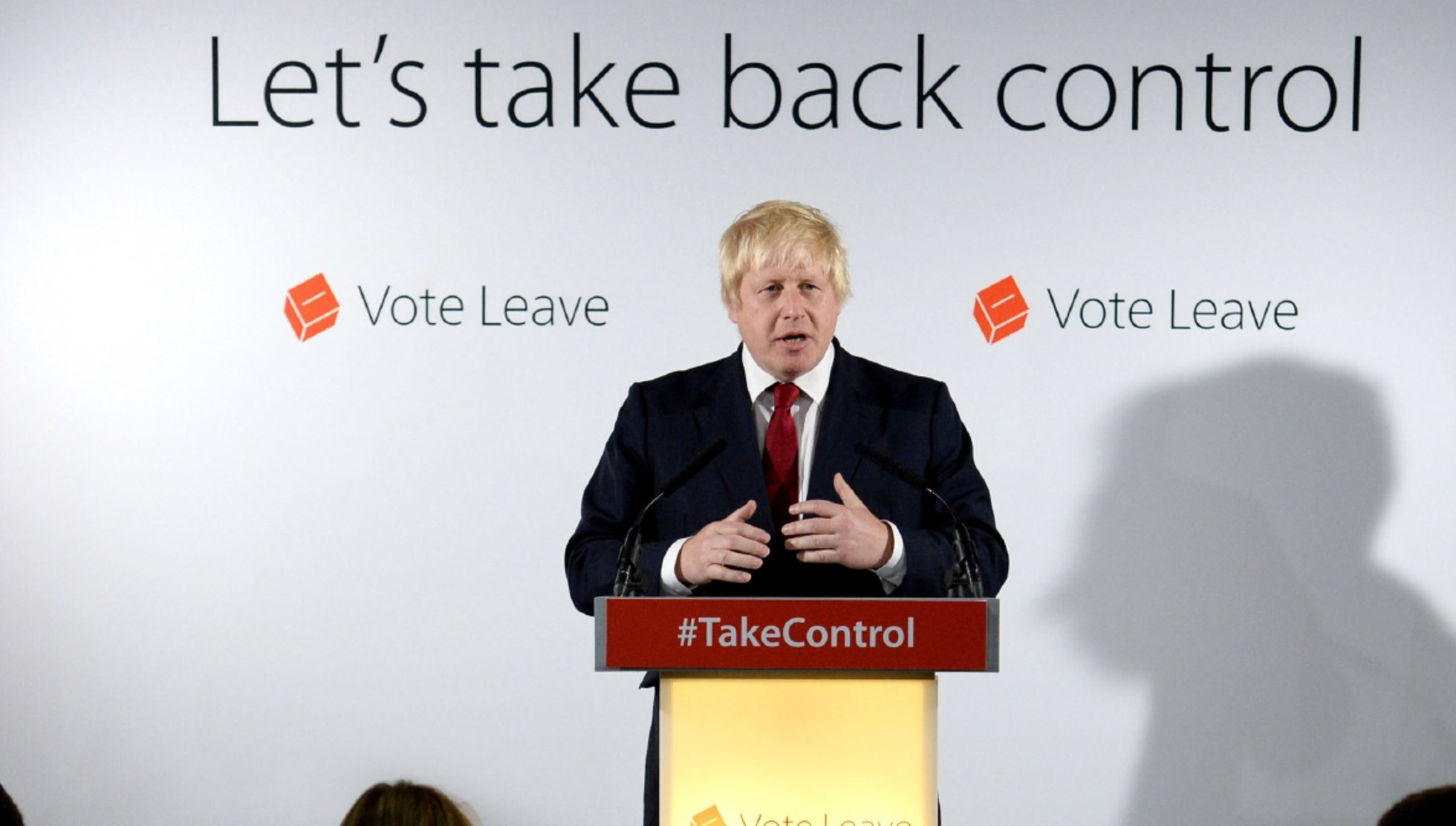 Boris Johnson will not be taking control of the UK.