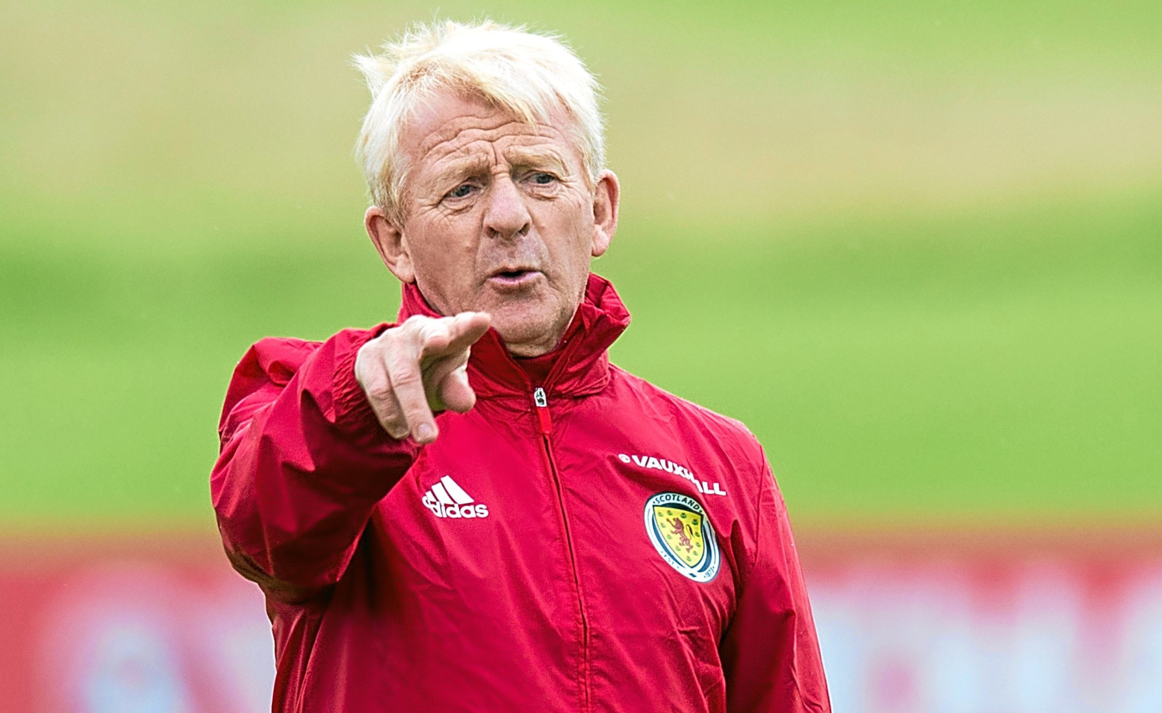 Gordon Strachan will discuss replacing Stuart McCall in his backroom team.