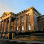 Former policeman broke ex-wife's elbow and choked child in Dundee