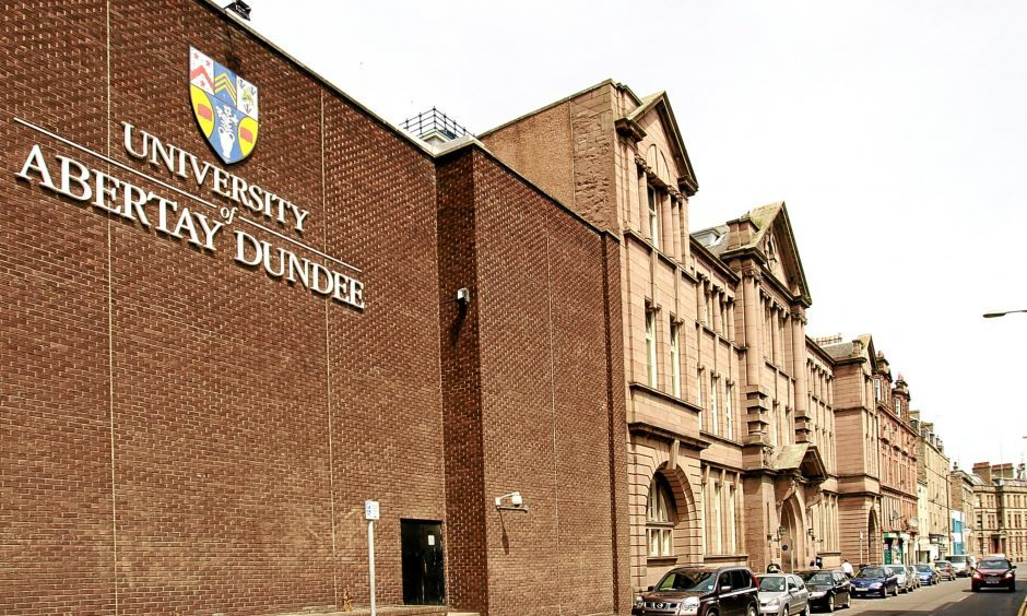 Business students of Abertay University are solving the problems of industry.