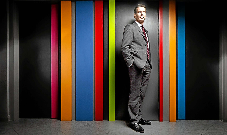 brightsolid chief executive Richard Higgs
