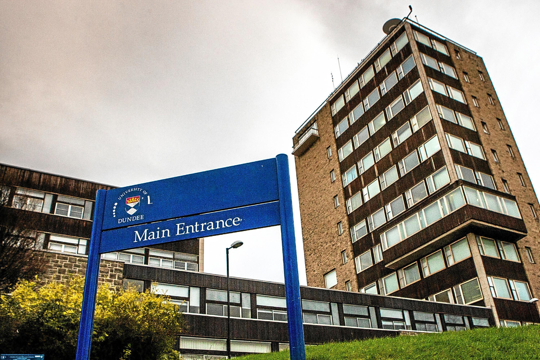 Dundee University.