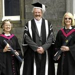 Scientists recognised for exceptional work at St Andrews University graduations