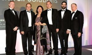 Rockwell Solutions scooped the family business prize in 2014 before returning last year to take the manufacturing award
