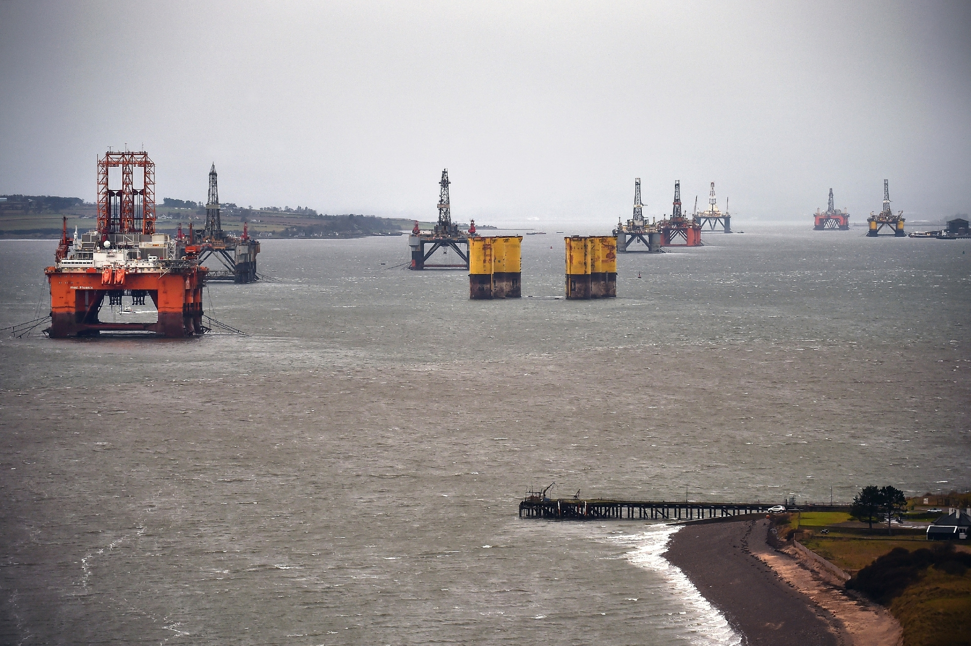 The North Sea has a two year window to find a profitable future, according to PwC.