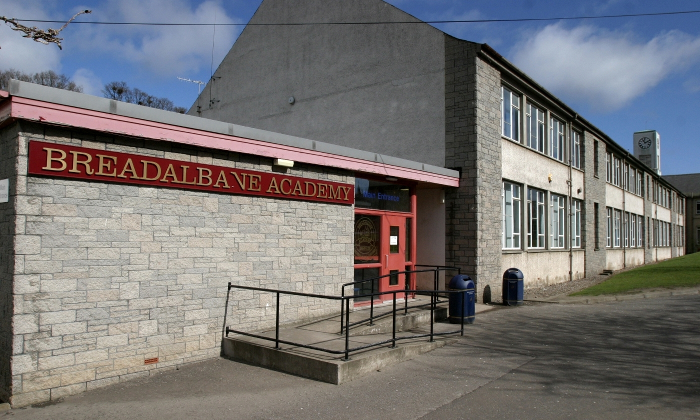 Breadalbane Academy.