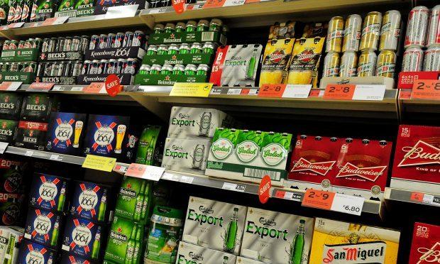 Minimum alcohol price court case
