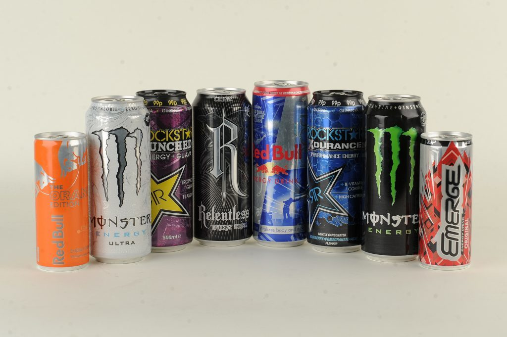 The Courier wants to see fizzy drinks with high caffeine content banned from secondary schools.