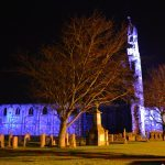 Plan to light up St Andrews Cathedral has residents in a flap