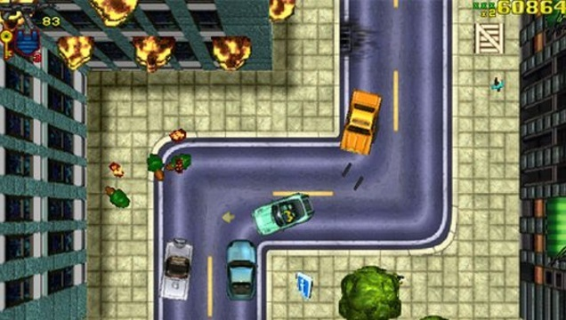Gordon Ross was involved in the making of the original Grand Theft Auto video game.