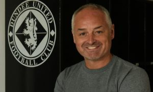Manager Ray McKinnon doesn't feel Dundee United will have to mind the gap