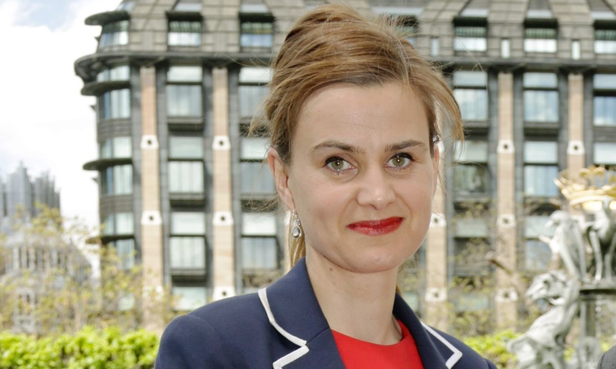 Labour MP Jo Cox died after being shot and stabbed outside her constituency office in West Yorkshire.