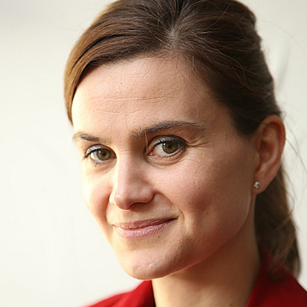 Undated Labour Party handout photo of Batley and Spen MP Jo Cox, who has been shot in Birstall near Leeds, an eyewitness said. PRESS ASSOCIATION Photo. Issue date: Thursday June 16, 2016. See PA story POLICE MP. Photo credit should read: Labour Party/PA Wire NOTE TO EDITORS: This handout photo may only be used in for editorial reporting purposes for the contemporaneous illustration of events, things or the people in the image or facts mentioned in the caption. Reuse of the picture may require further permission from the copyright holder.