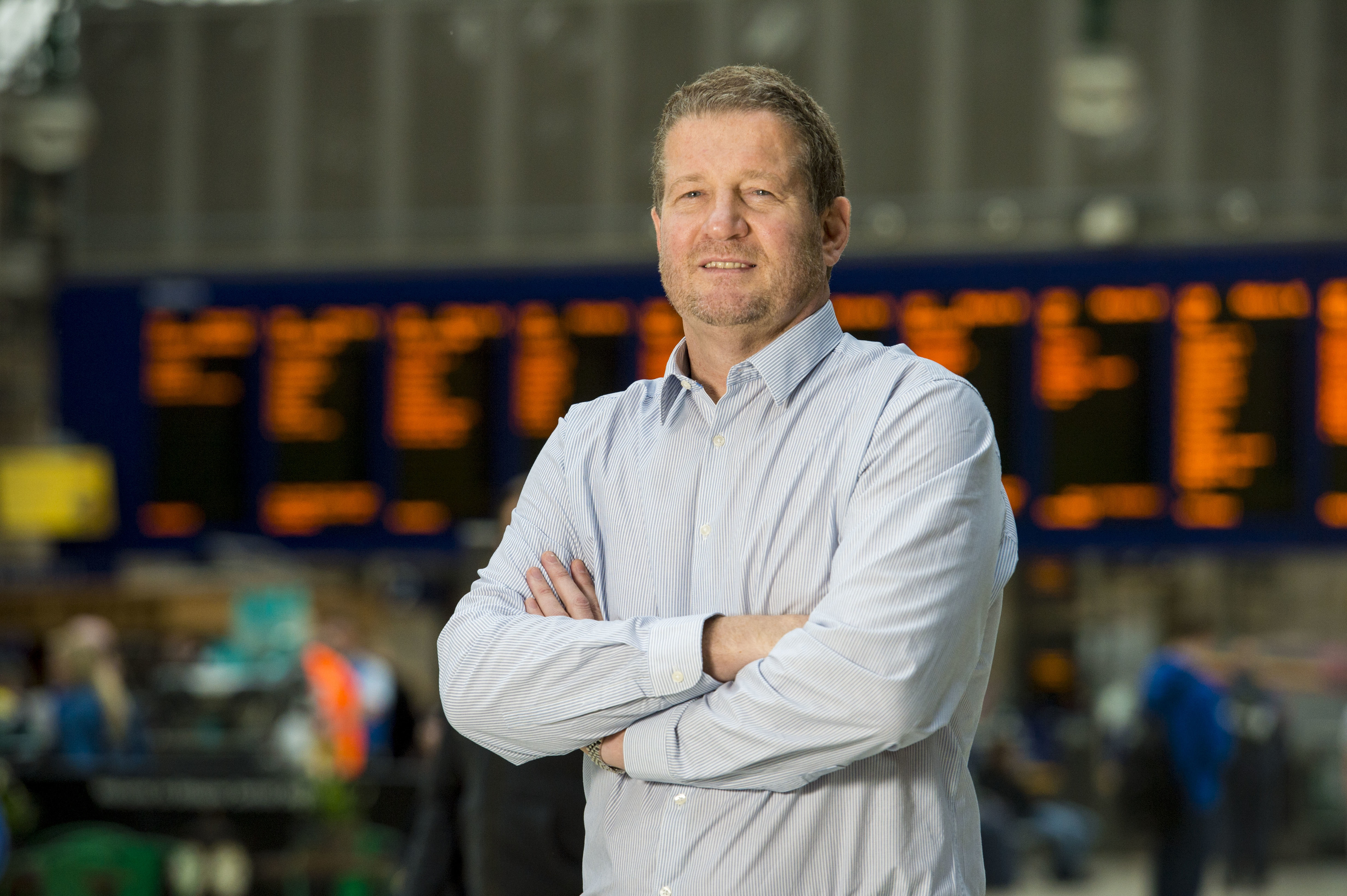 Phil Verster is leaving his post as managing director of ScotRail Alliance.