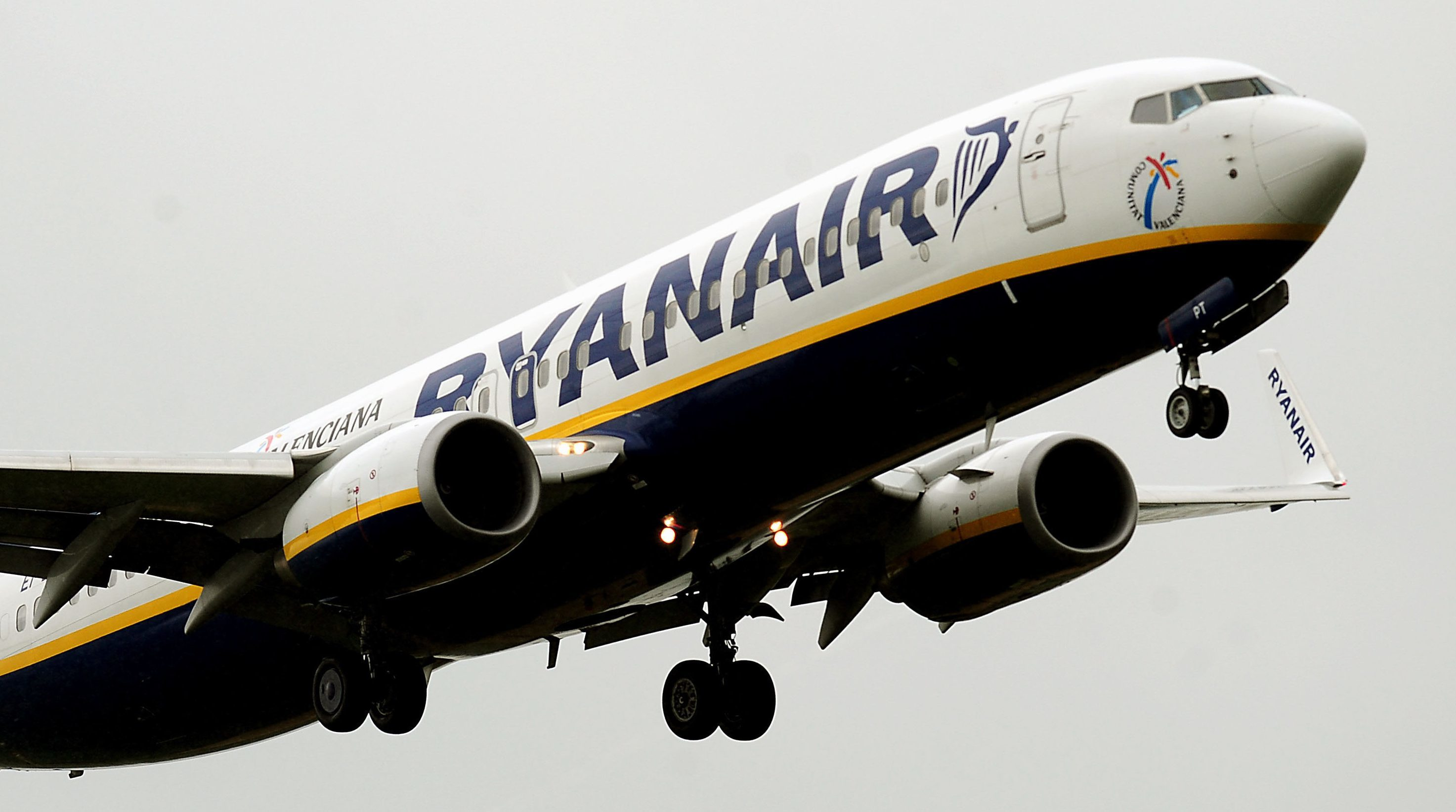Ryanair has been slashing fares to boost demand.