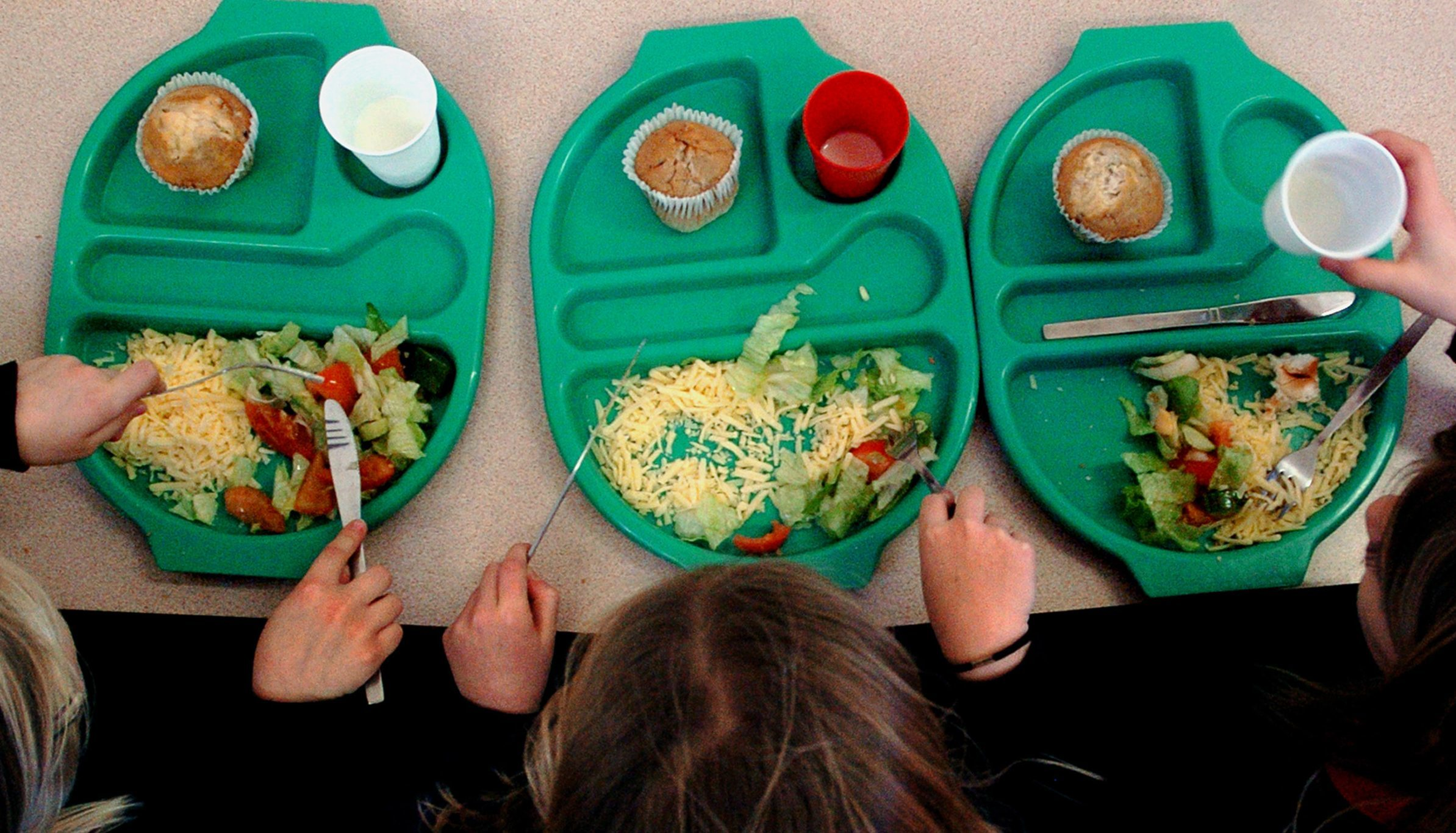 Dundee Foodbank manager Ken Linton hopes the city council will offer free school meals all year round to those in need