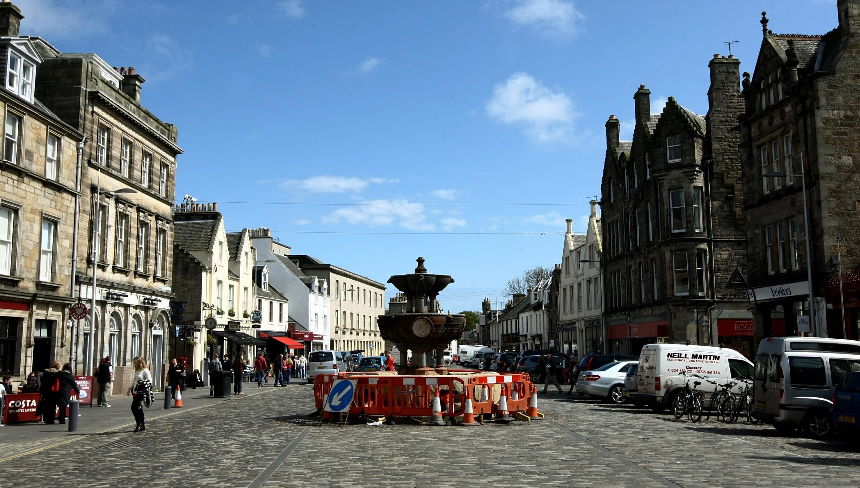 The moratorium on new HMOs in St Andrews has been prolonged for another year.