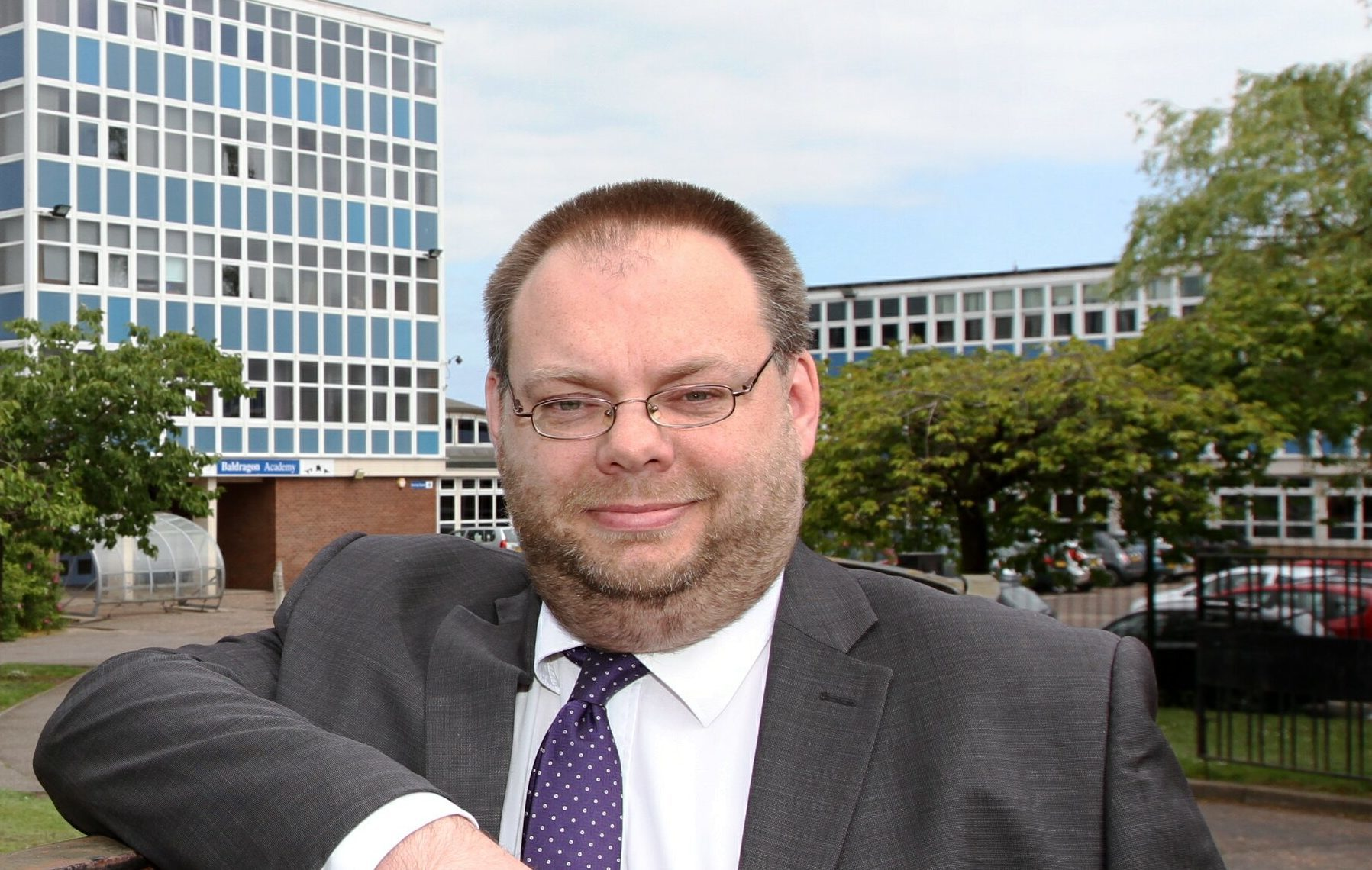 Councillor Stewart Hunter.