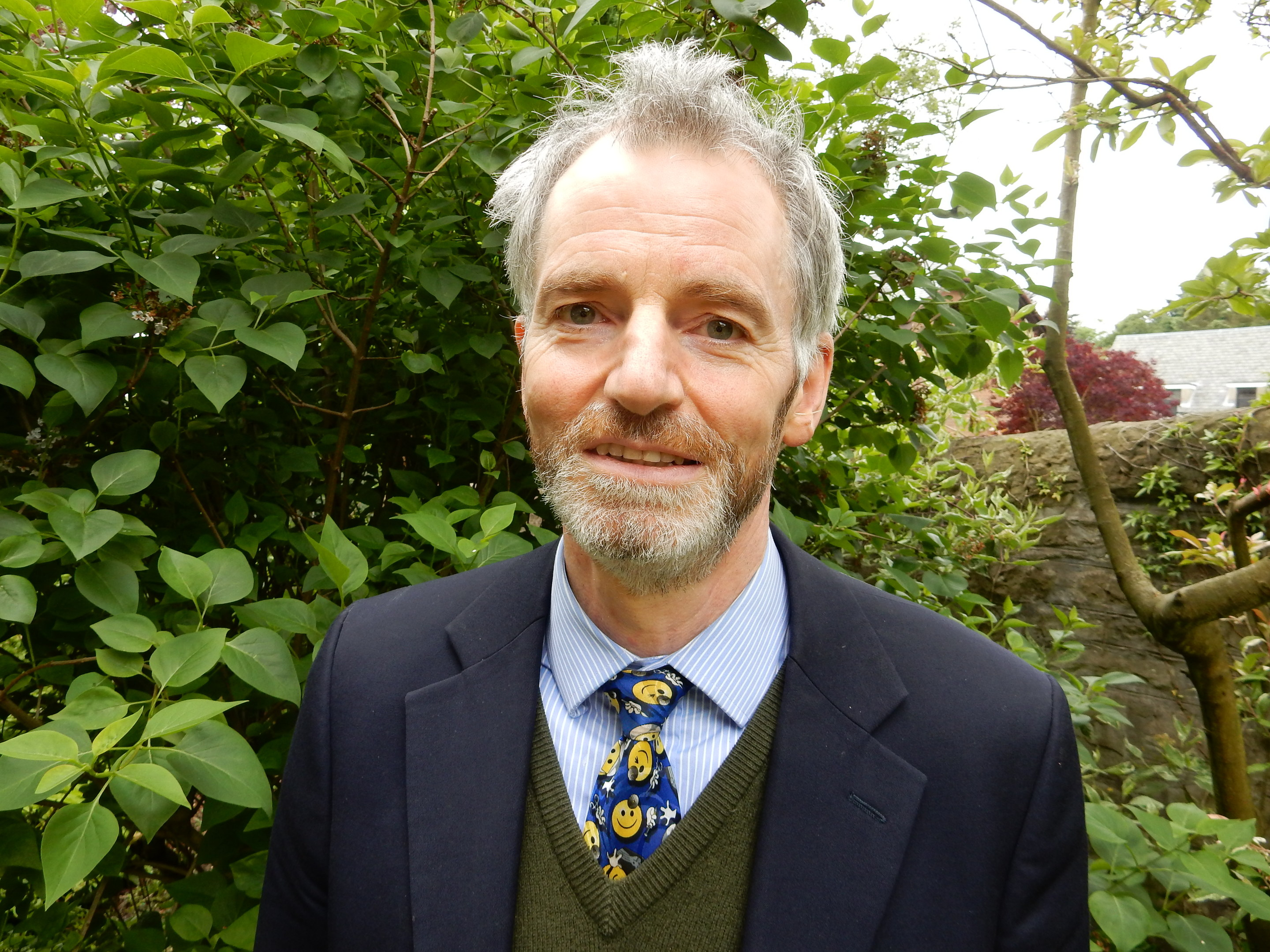 Alistair Montgomery, a retired Dundee GP