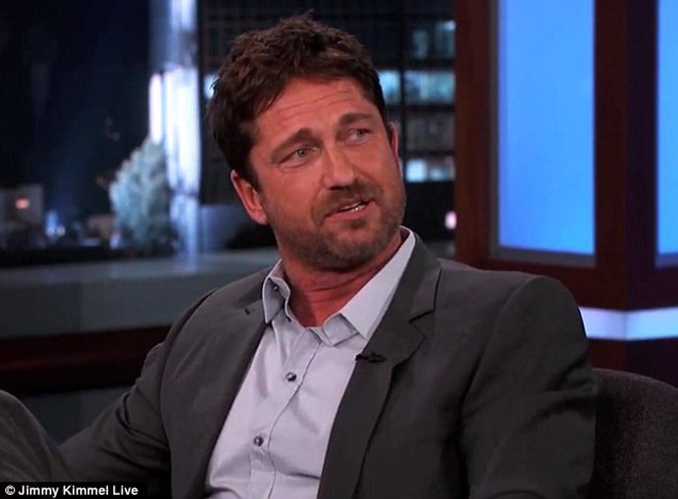 Gerard Butler is set to appear in the film.