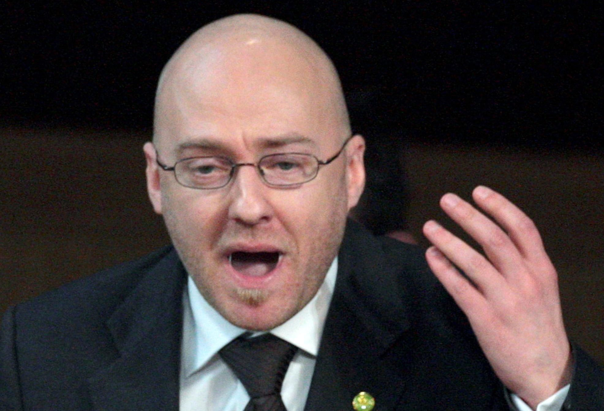 Scottish Green Party co-convener Patrick Harvie raised the issue at FMQs.