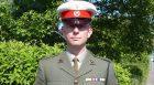 Warrant Officer Ross Hunt