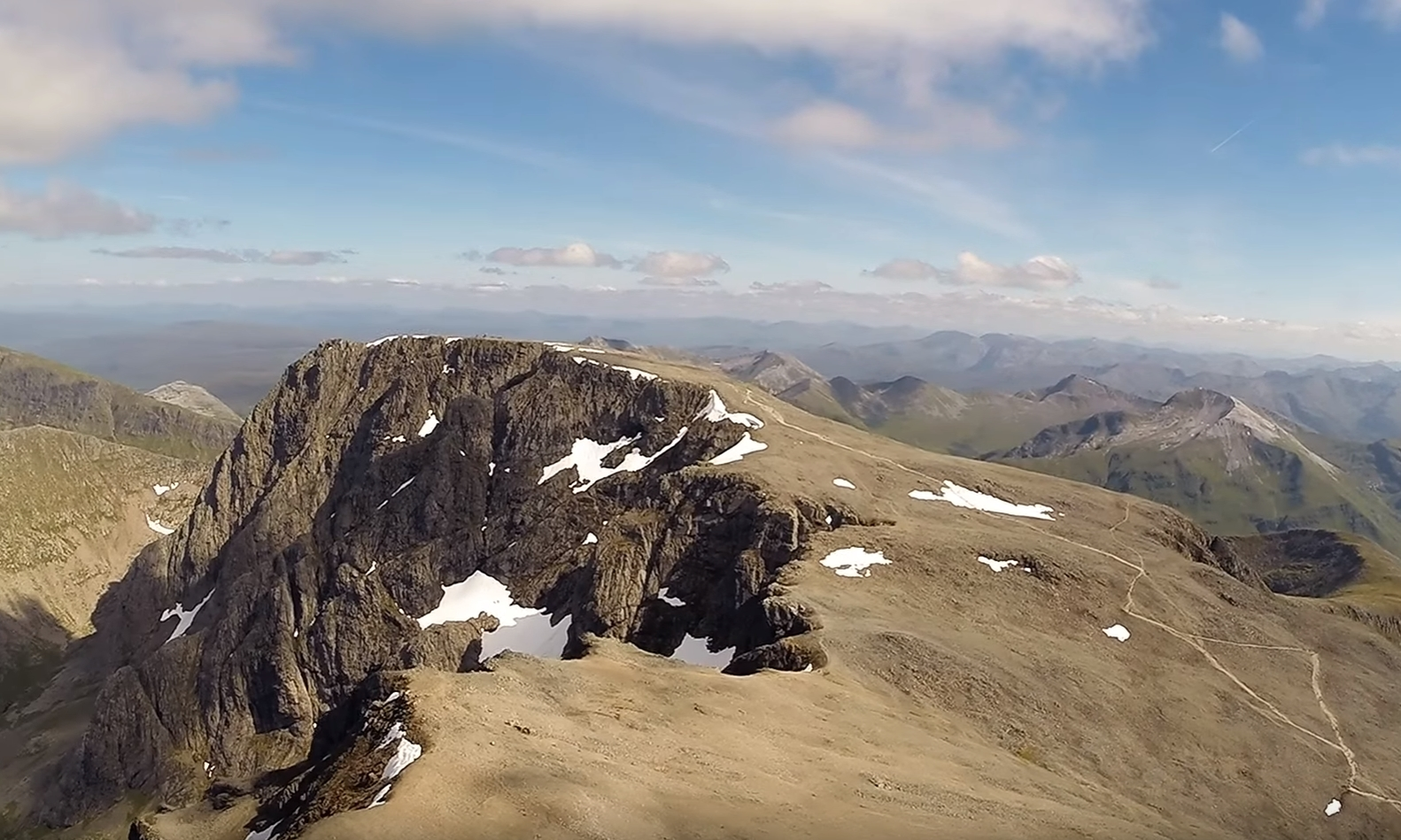 The north face of Ben Nevis.