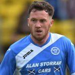Danny Swanson: My St Johnstone contract talks 'nightmare'