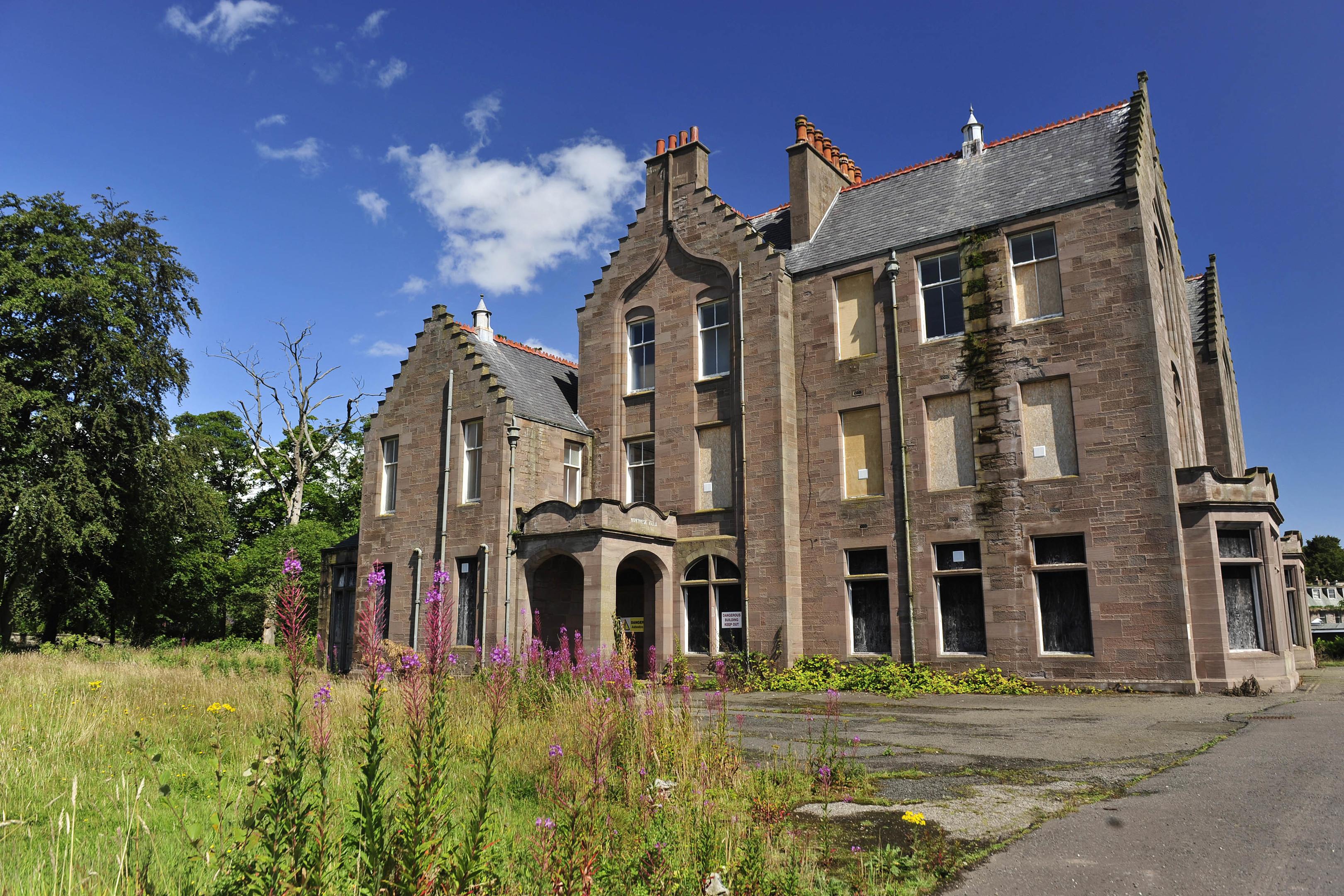 The former Sunnyside hospital