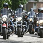 Problems silence the roar of thunder at Brechin Harley-Davidson celebration
