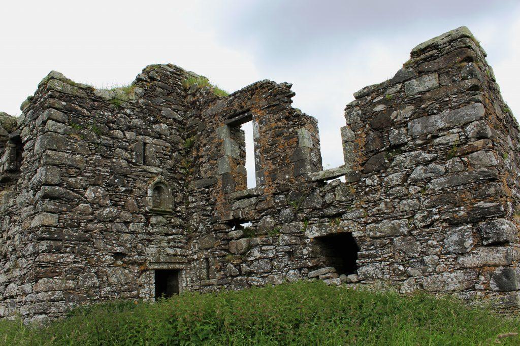 3 - Whitefield Castle - James Carron, Take a Hike
