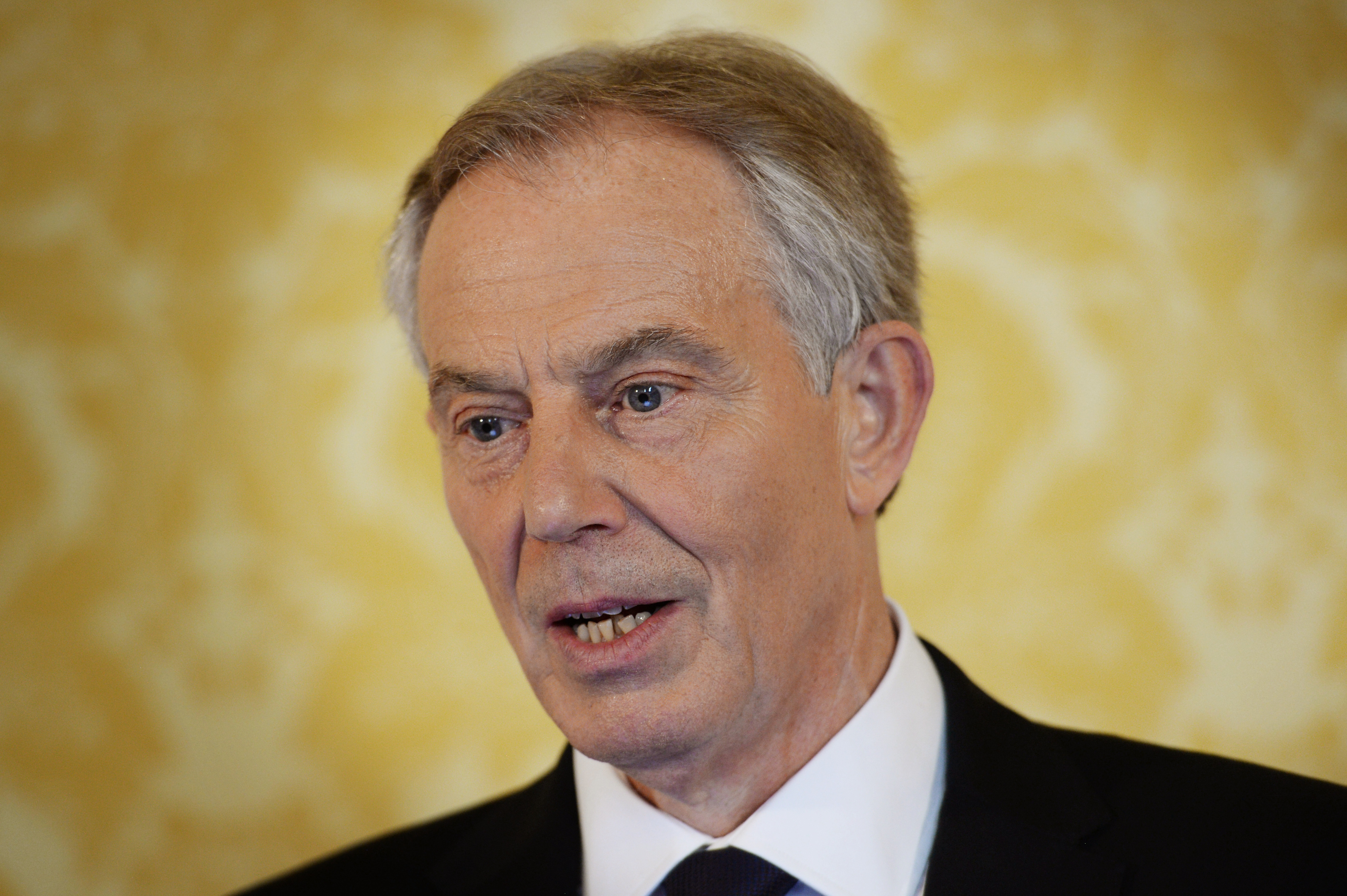 Former Prime Minister, Tony Blair
