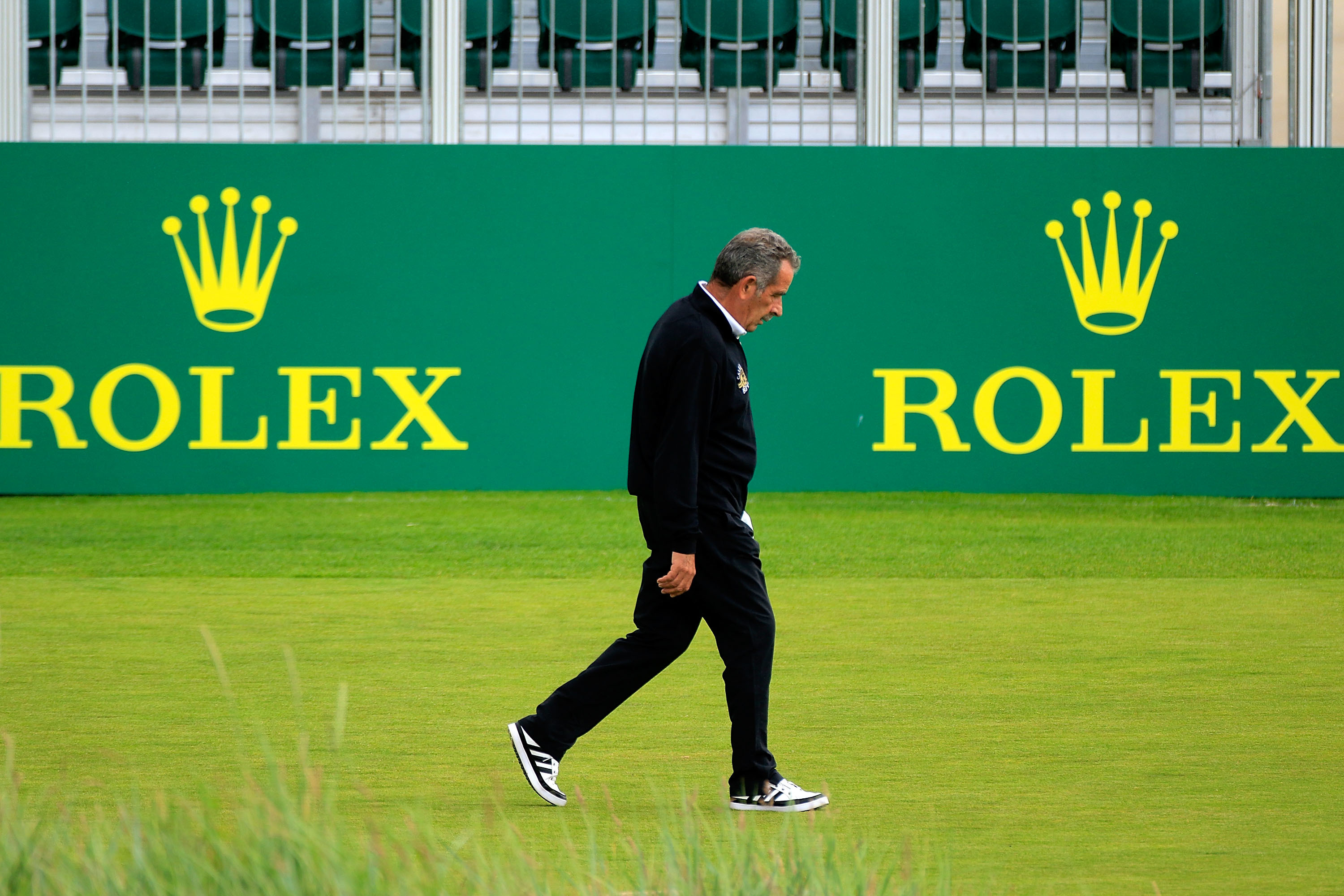 Sam Torrance: a wealth of Ryder Cup experience as player, captain and vice-captain.