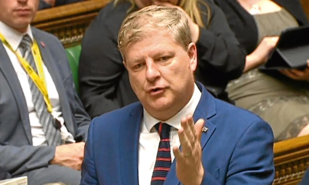 Angus Robertson at Prime Minister's Questions