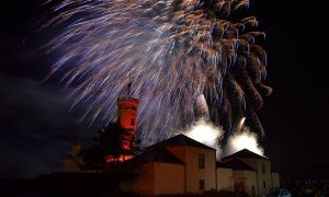 Local support for Arbroath fireworks display 'rewarding to see'
