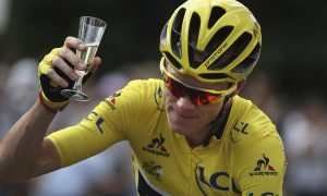 Are the champagne days of the Tour de France over?