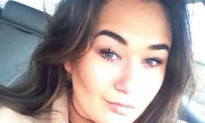 Megan Bell who died at T in the Park.