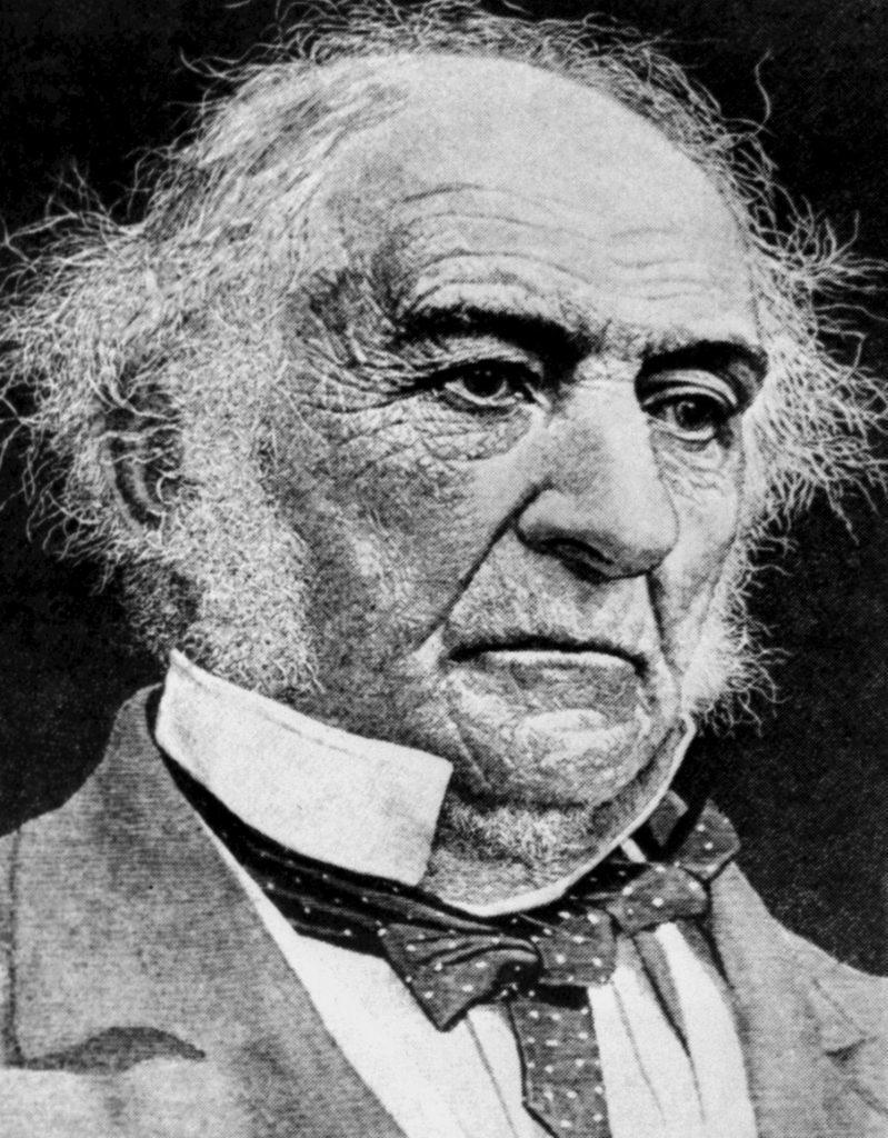 William Gladstone was Prime Minister four times.