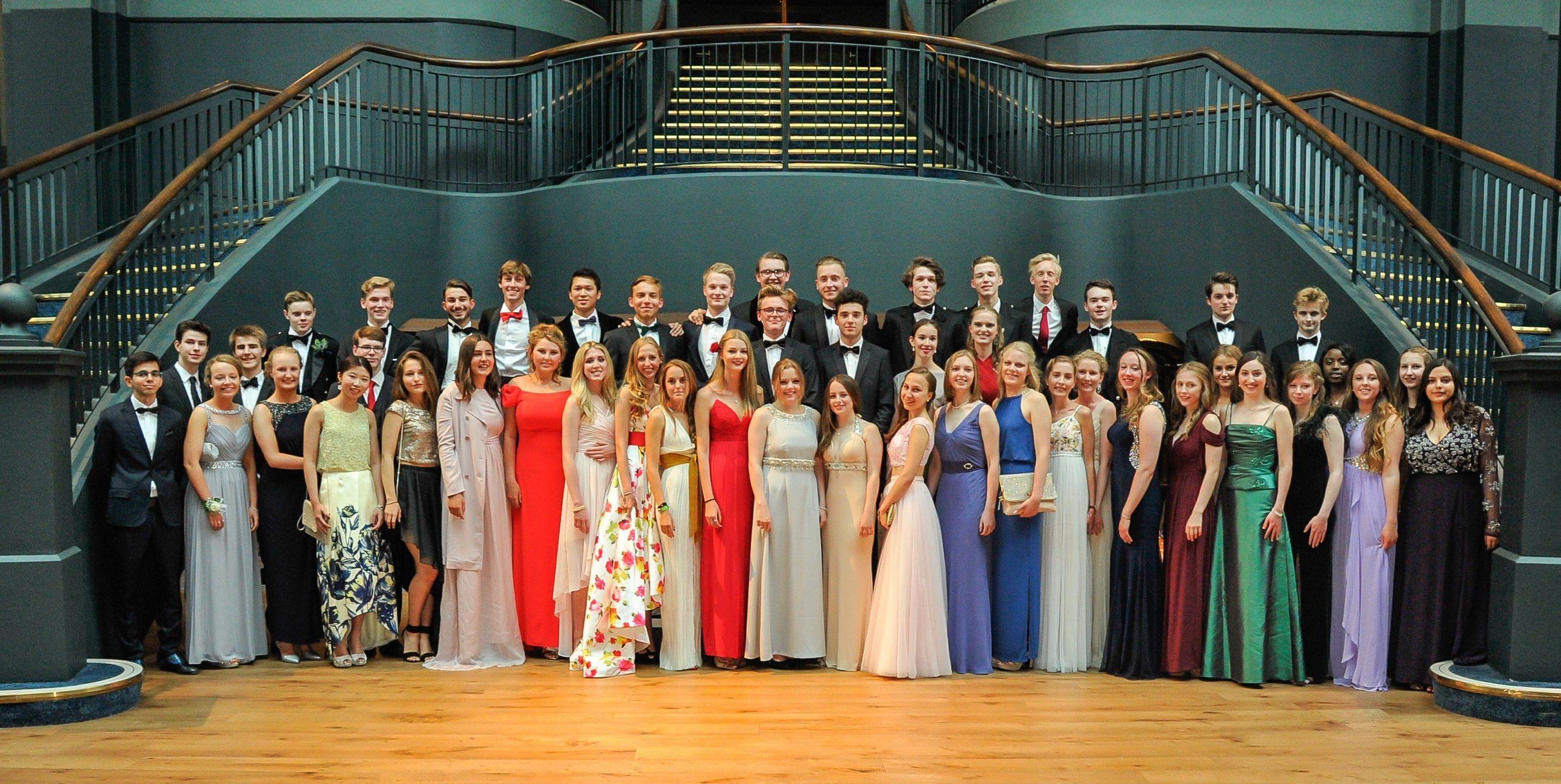 St Leonards School leavers' prom