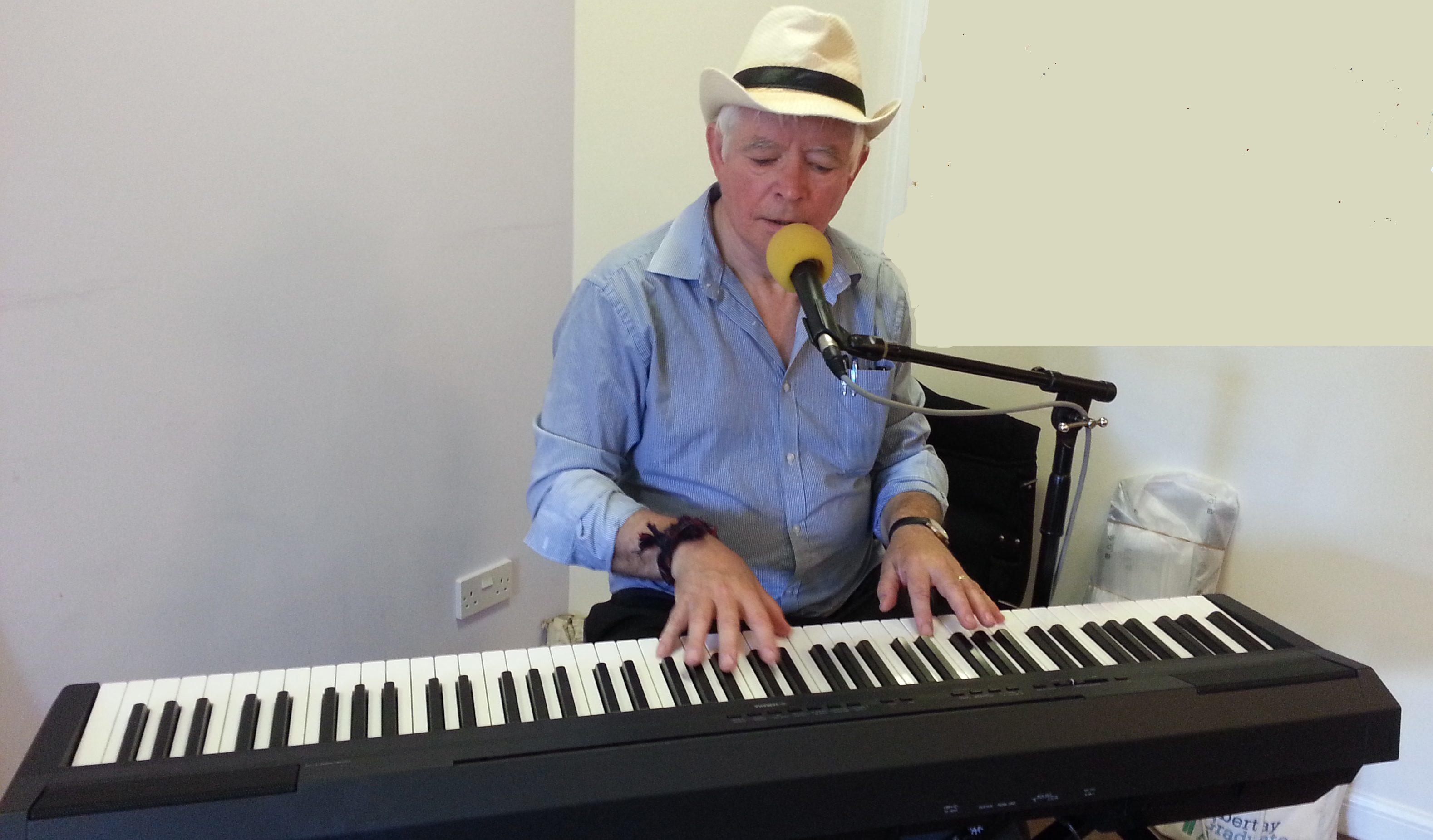 Tayside musician Eddie Cairney